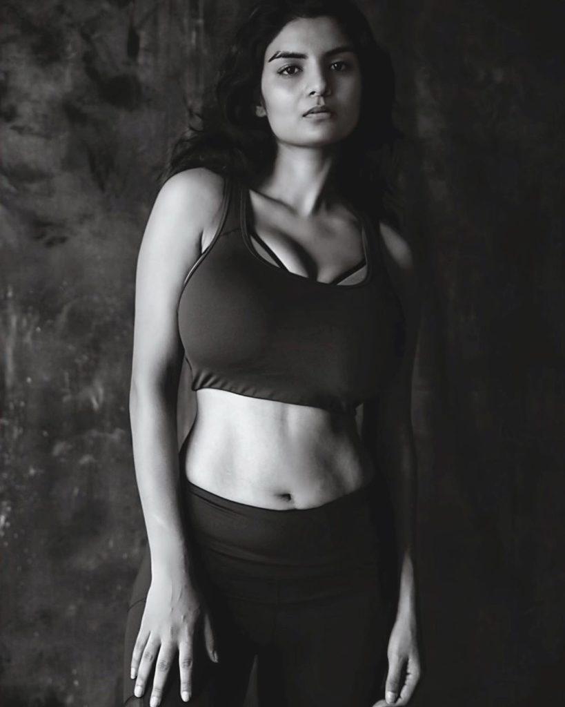 Anveshi Jain figure